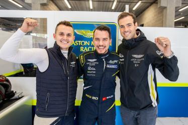 #90 TF SPORT / GBR / Aston Martin V8 Vantage - Salih Yoluc (TUR) / Euan Alers Hankey (GBR) / Charles Eastwood (GBR) -Total 6h of Spa Francorchamps - Circuit Spa Francorchamps - Stavelot - Belgium -