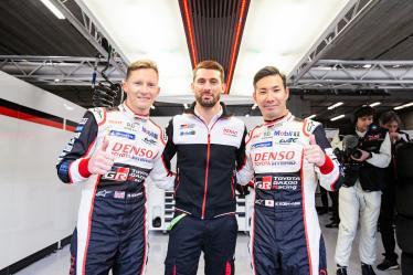#7 TOYOTA GAZOO RACING / JPN / Toyota TS050 - Hybrid - Hybrid / Mike Conway (GBR) / Kamui Kobayashi (JPN) / Jose Maria Lopez (ARG) -Total 6h of Spa Francorchamps - Circuit Spa Francorchamps - Stavelot - Belgium -