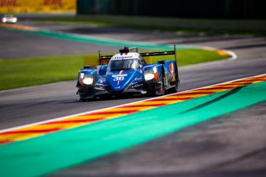 #36 SIGNATECH ALPINE MATMUT / FRA / Alpine A470 - Gibson -Total 6h of Spa Francorchamps - Circuit Spa Francorchamps - Stavelot - Belgium -