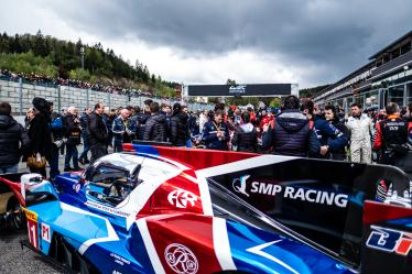 #11 SMP RACING / RUS / BR Engineering BR1 - AER -Total 6h of Spa Francorchamps - Circuit Spa Francorchamps - Stavelot - Belgium -