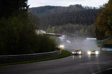 #54 SPIRIT OF RACE / CHE / Ferrari 488 GTE - #29 RACING TEAM NEDERLAND / NLD / Dallara P217 - Gibson -Total 6h of Spa Francorchamps - Circuit Spa Francorchamps - Stavelot - Belgium -