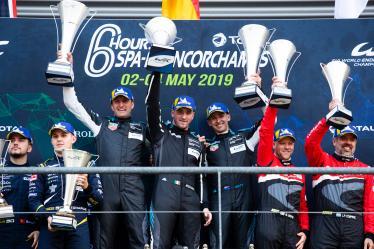 #77 DEMPSEY-PROTON RACING / DEU / Porsche 911 RSR / Christian Ried (DEU) / Matt Campbell (AUS) / Riccardo Pera (ITA) - Total 6h of Spa Francorchamps - Circuit Spa Francorchamps - Stavelot - Belgium -