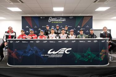 2019 WEC TOTALK 6 Hours of Spa-Francorchamps - Post race Press Conference