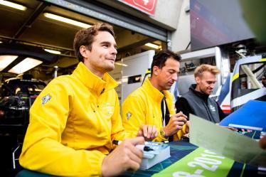 #4 BYKOLLES RACING TEAM / AUT / ENSO PLM P1/01 Nismo - Paulo Ruberti (ITA) / Oliver Webb (GBR) / Tom Dillmann (FRA) -24 hours of Le Mans - Circuit de la Sarthe - Le Mans - France -