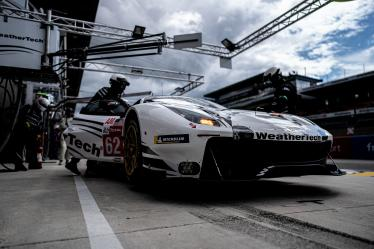 #62 WEATHERTECH RACING / USA / Ferrari 488 GTE - 24 Hours of Le Mans Super Finale - Circuit de la Sarthe - Le Mans - France -