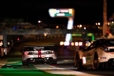 #54 SPIRIT OF RACE / CHE / Ferrari 488 GTE - 24 hours of Le Mans - Circuit de la Sarthe - Le Mans - France -