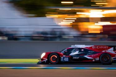 #48 IDEC SPORT / FRA / Oreca 07 - Gibson - 24 hours of Le Mans - Circuit de la Sarthe - Le Mans - France -