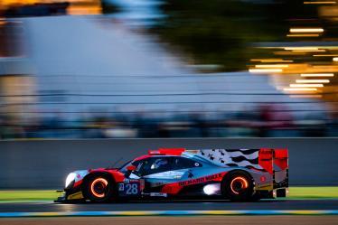 #28 TDS RACING / FRA / Oreca 07 - Gibson - 24 hours of Le Mans - Circuit de la Sarthe - Le Mans - France -