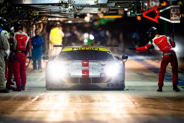 #54 SPIRIT OF RACE / CHE / Ferrari 488 GTE -