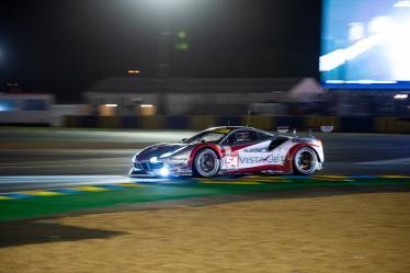 #54 SPIRIT OF RACE / CHE / Ferrari 488 GTE -24 hours of Le Mans - Circuit de la Sarthe - Le Mans - France -