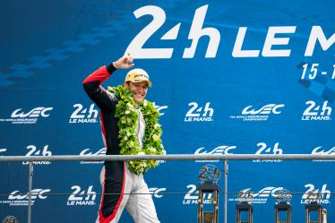 TDS RACING / Francois Perrodo (FRA) - 24 hours of Le Mans - Circuit de la Sarthe - Le Mans - France -