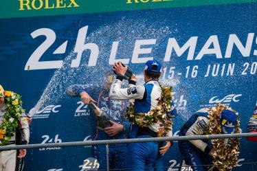 SIGNATECH ALPINE MATMUT / Pierre Thiriet (FRA) - 24 hours of Le Mans - Circuit de la Sarthe - Le Mans - France -