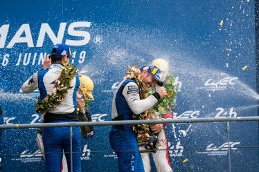 SIGNATECH ALPINE MATMUT / Nicolas Lapierre (FRA) - 24 hours of Le Mans - Circuit de la Sarthe - Le Mans - France -