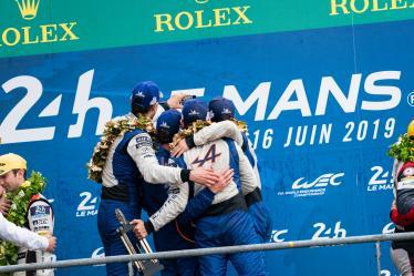 #36 SIGNATECH ALPINE MATMUT / FRA / Alpine A470 - Gibson / Nicolas Lapierre (FRA) / Pierre Thiriet (FRA) / Andre Negrao (BRA) - 24 hours of Le Mans - Circuit de la Sarthe - Le Mans - France -