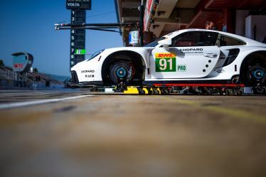#91 PORSCHE GT TEAM / DEU / Porsche 911 RSR -  Season 8 Prologue - Circuit de Catalunya - Barcelona - Spain -