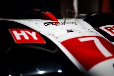 #7 TOYOTA GAZOO RACING / JPN / Toyota TS050 - Hybrid - Hybrid - Season 8 Prologue - Circuit de Catalunya - Barcelona - Spain -