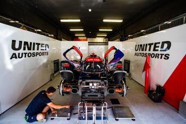 #22 UNITED AUTOSPORTS / USA / Ligier JSP217 - Gibson -  Season 8 Prologue - Circuit de Catalunya - Barcelona - Spain -