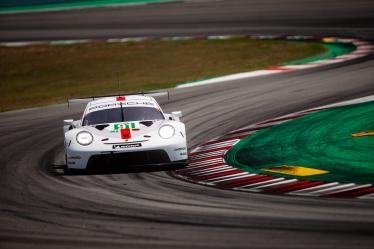 #91 PORSCHE GT TEAM / DEU / Porsche 911 RSR -  FIA WEC Season 8 Prologue - Circuit de Catalunya - Barcelona - Spain -