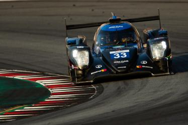 #33 HIGH CLASS RACING / DNK / Oreca 07 - Gibson -FIA WEC Season 8 Prologue - Circuit de Catalunya - Barcelona - Spain -