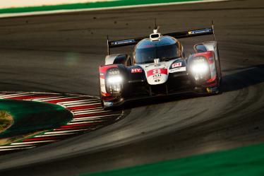 #8 TOYOTA GAZOO RACING / JPN / Toyota TS050 - Hybrid - Hybrid -FIA WEC Season 8 Prologue - Circuit de Catalunya - Barcelona - Spain -