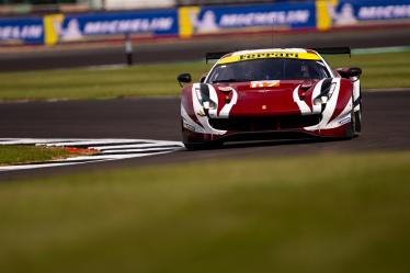 #62 RED RIVER SPORT / GRB / Ferrari 488 GTE EVO -  4 hours of Silverstone - Silverstone  - Towcester - Great Britain  -