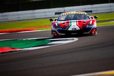 #51 AF CORSE / ITA / Ferrari 488 GTE EVO -  4 hours of Silverstone - Silverstone  - Towcester - Great Britain  -