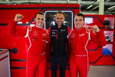 LMGTE AM Pole Position - #90 TF SPORT / GBR / Aston Martin V8 Vantage - Jonathan Adam (GRB) / Charles Eastwood (IRL) / Salih Yoluc (TUR) -4 hours of Silverstone - Silverstone  - Towcester - Great Britain  -