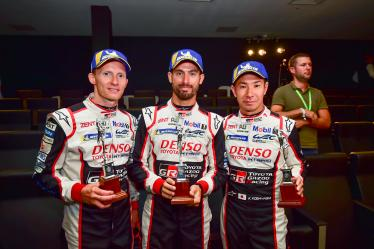 #7 TOYOTA GAZOO RACING / JPN / Toyota TS050 - Hybrid - Hybrid / Mike Conway (GBR) / Kamui Kobayashi (JPN) / Jose Maria Lopez (ARG) -  4 hours of Silverstone - Silverstone  - Towcester - Great Britain  -