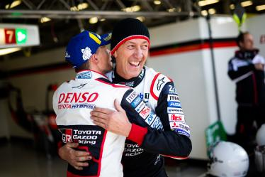 TOYOTA GAZOO RACING / JPN - 4 hours of Silverstone - Silverstone  - Towcester - Great Britain  -