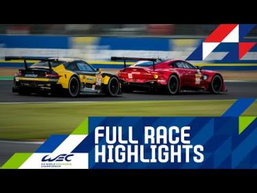 4 Hours of Silverstone: Extended race highlights
