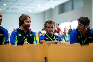 #47 CETILAR RACING / ITA / Roberto Lacorte (ITA) / Giorgio Sernagiotto (ITA) / Andrea Belicchi (ITA) -- 6 Hours of Fuji - Fuji International Speedway - Oyama - Japan