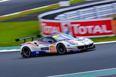 #70 MR RACING / JPN / Ferrari 488 GTE -- 6 Hours of Fuji - Fuji International Speedway - Oyama - Japan
