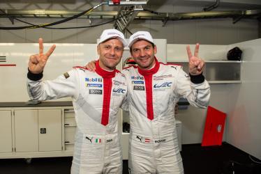 #91 PORSCHE GT TEAM / DEU / Porsche 911 RSR / Richard Lietz (AUT) / Gianmaria Bruni (ITA) - - 6 Hours of Fuji - Fuji International Speedway - Oyama - Japan