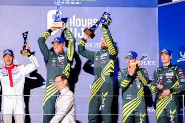 Podium LMGTE Pro- 6 Hours of Fuji - Fuji International Speedway - Oyama - Japan