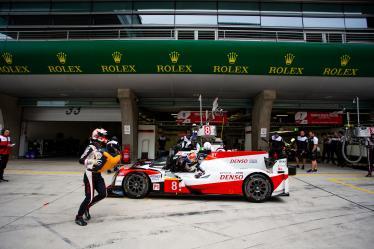 #8 TOYOTA GAZOO RACING / JPN / Toyota TS050 - Hybrid - Hybrid / Sebastien Buemi (CHE) / Kazuki Nakajima (JPN) - - 4 Hours of Shanghai - Shanghai International Circuit - Shanghai - China