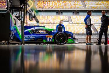 #47 CETILAR RACING / ITA / Dallara P217 - Gibson -  - 4 Hours of Shanghai - Shanghai International Circuit - Shanghai - China