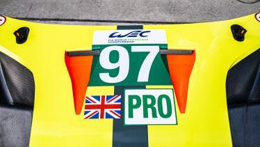 #97 ASTON MARTIN RACING / GBR / Aston Martin Vantage AMR -- 4 Hours of Shanghai - Shanghai International Circuit - Shanghai - China