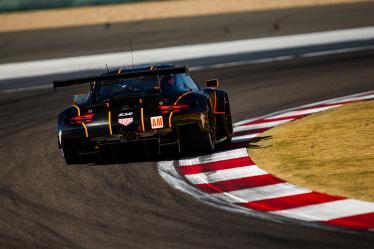 #86 GULF RACING / GBR / Porsche 911 RSR (991) -- 4 Hours of Shanghai - Shanghai International Circuit - Shanghai - China