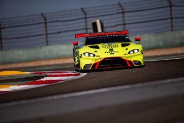 #95 ASTON MARTIN RACING / GBR / Aston Martin Vantage AMR -- 4 Hours of Shanghai - Shanghai International Circuit - Shanghai - China