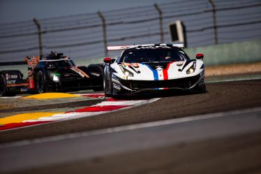 #83 AF CORSE / ITA / Ferrari 488 GTE EVO - - 4 Hours of Shanghai - Shanghai International Circuit - Shanghai - China