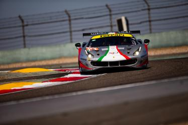 #54 SPIRIT OF RACE / ITA / Ferrari 488 GTE EVO - - 4 Hours of Shanghai - Shanghai International Circuit - Shanghai - China
