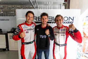 #1 REBELLION RACING / CHE / Rebellion R-13 -Gibson - Norman Nato (FRA) / Gustavo Menezes (USA) / Bruno Senna (BRA) - - 4 Hours of Shanghai - Shanghai International Circuit - Shanghai - China