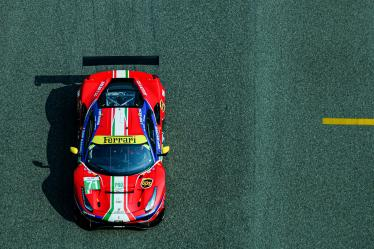 #71 AF CORSE / ITA / Ferrari 488 GTE EVO -- 4 Hours of Shanghai - Shanghai International Circuit - Shanghai - China