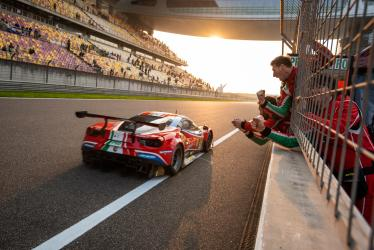 #51 AF CORSE / ITA / Ferrari 488 GTE EVO -- 4 Hours of Shanghai - Shanghai International Circuit - Shanghai - China