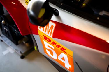 DHL - #54 SPIRIT OF RACE / ITA / Ferrari 488 GTE EVO -  - Bapco 8 hours of Bahrain - Bahrain International Circuit - Sakhir - Bahrain