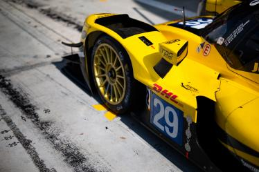 #29 RACING TEAM NEDERLAND / NLD / Oreca 07 - Gibson - Bapco 8 hours of Bahrain - Bahrain International Circuit - Sakhir - Bahrain