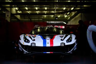 #83 AF CORSE / ITA / Ferrari 488 GTE EVO - - Bapco 8 hours of Bahrain - Bahrain International Circuit - Sakhir - Bahrain