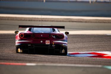 #62 RED RIVER SPORT / GRB / Ferrari 488 GTE EVO - - Bapco 8 hours of Bahrain - Bahrain International Circuit - Sakhir - Bahrain