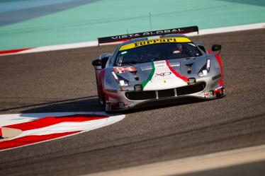 #54 SPIRIT OF RACE / ITA / Ferrari 488 GTE EVO - - Bapco 8 hours of Bahrain - Bahrain International Circuit - Sakhir - Bahrain