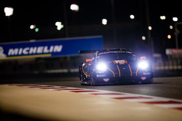 #86 GULF RACING / GBR / Porsche 911 RSR (991) - - Bapco 8 hours of Bahrain - Bahrain International Circuit - Sakhir - Bahrain